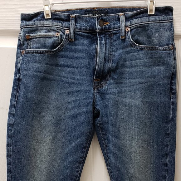 Lucky Brand Other - Lucky Brand 121 Slim Jeans 30 / 30